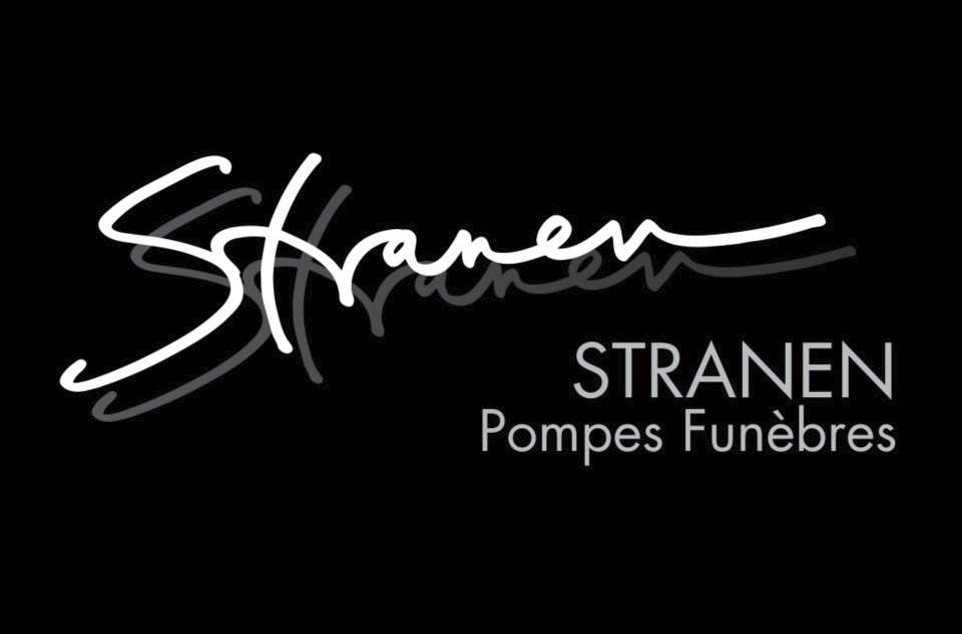 Logo Pompes Funèbres Stranen