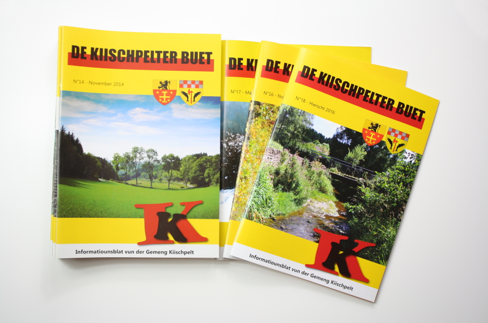 Adm. communale Kiischpelt - Kiischpelter Buet